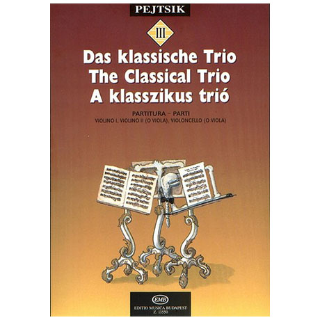 Pejtsik, A.: Das klassische Trio
