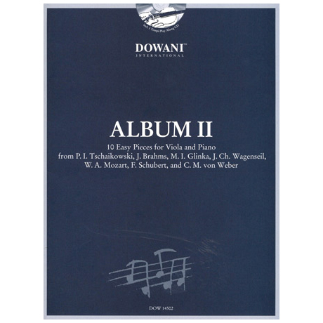Leibowitsch, L.: Album vol.2 (+CD)