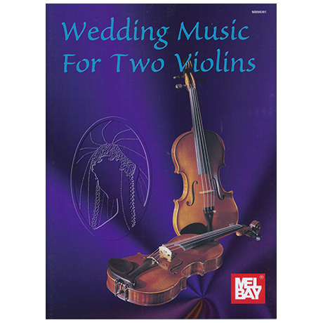 Staidle, S.: Wedding Music For Two Violins