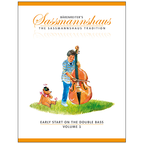 Sassmannshaus: Early Start on the Double Bass Vol.1