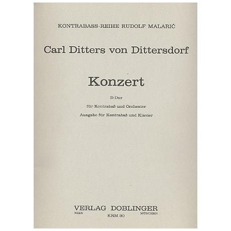 Dittersdorf, K.D.v.: Konzert D-Dur