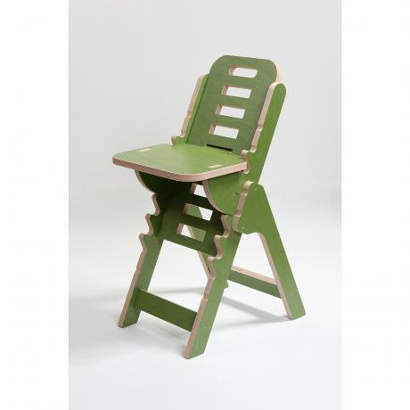 TIDLOS Colour Cellostuhl grün