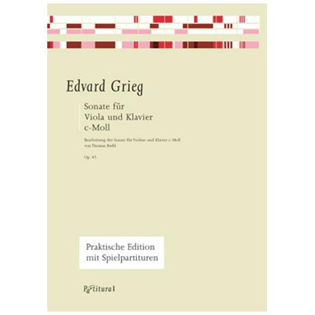 Grieg, E.: Violasonate Op.45 c-Moll