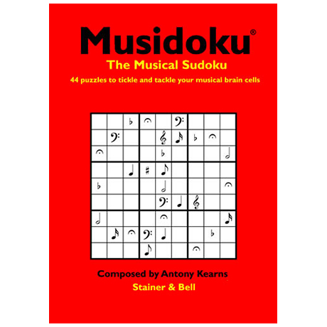 Musidoku: The Musical Sudoku Opus 1