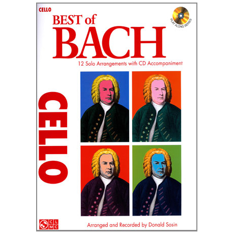 J.S. Bach: Best Of (+CD)