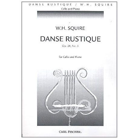 Squire, W.H.: Danse rustique Op.20/5