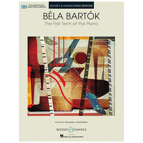 Bartók, B.: The First Term at the Piano