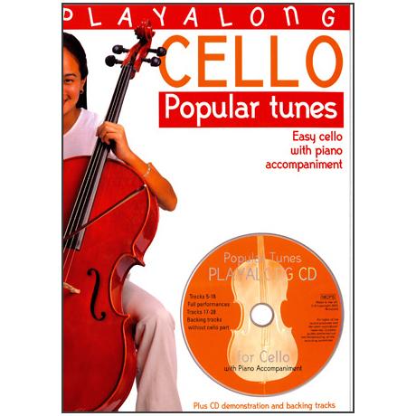 Playalong Cello: Popular Tunes (+CD)