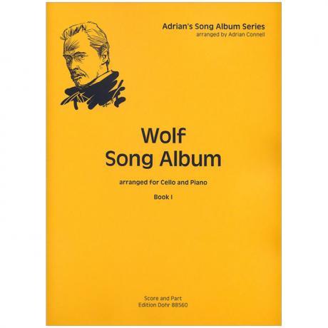 Wolf, H.: Wolf Song Album I