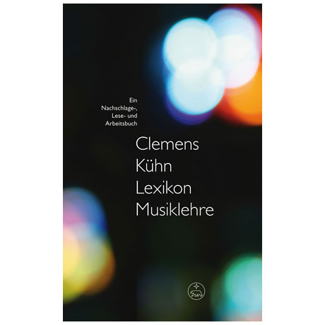 Kühn, C.: Lexikon Musiklehre