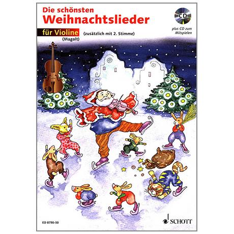 Magolt: Die schönsten Weihnachtslieder (+ CD)