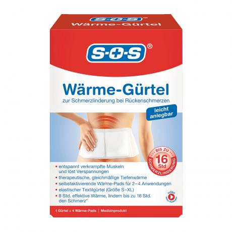 SOS Ceinture thermique