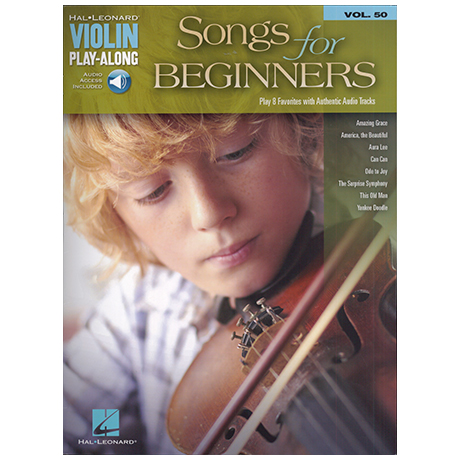 Songs for Beginners (+Download Code)