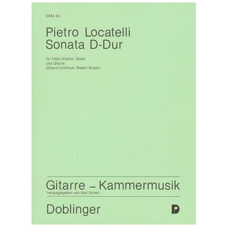 Locatelli, P.: Sonata D-Dur