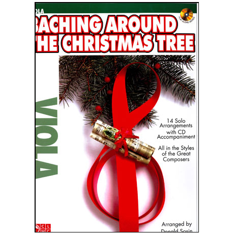 Baching Around The Christmas Tree (Viola) mit CD