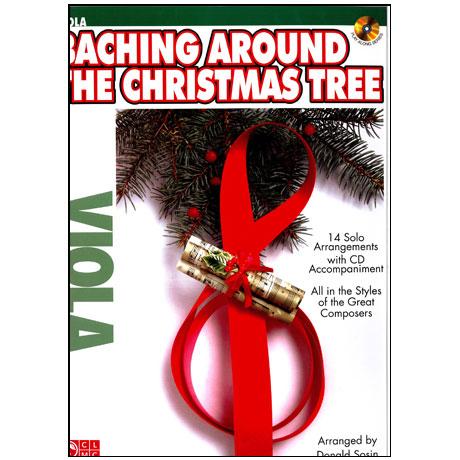 Baching Around The Christmas Tree (Viola) mit CD