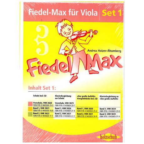 Holzer-Rhomberg, A.: Fiedel-Max Set 1