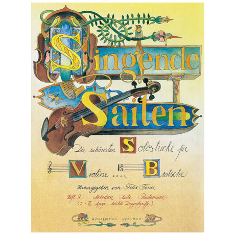Singende Saiten Band 2