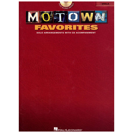 Motown Favorites (+CD)