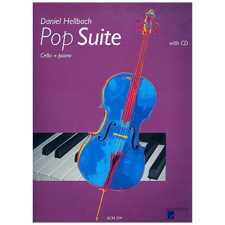 Hellbach, D.: Pop Suite (+CD)