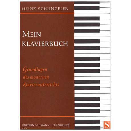 Schüngeler, H.: Mein Klavierbuch