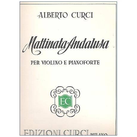 Curci, A.: Mattinata Andalusa