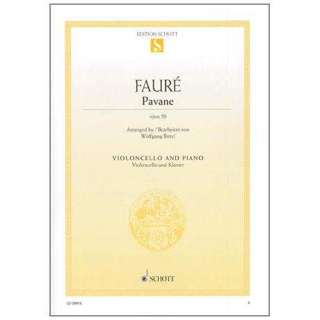 Fauré, G.: Pavane op. 50
