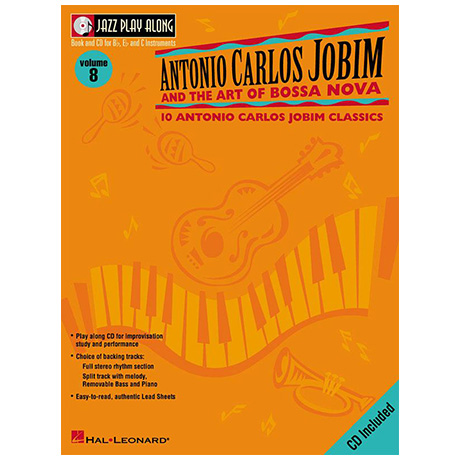 Antonio Carlos Jobim and the Art of Bossa Nova (+CD)