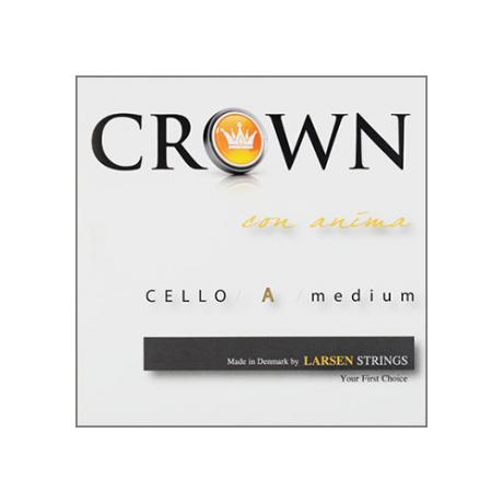 CROWN Strings by LARSEN Cellosaite A