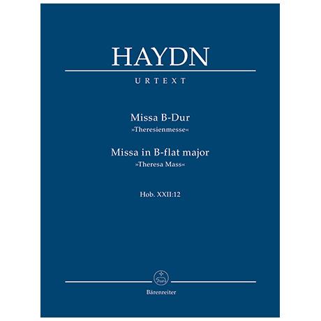 Haydn, J.: Missa B-Dur Hob. XXII:12 – Theresienmesse