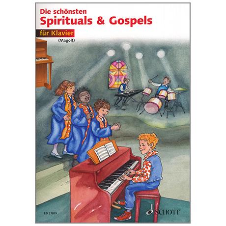 Magolt: Die schönsten Spirituals & Gospels