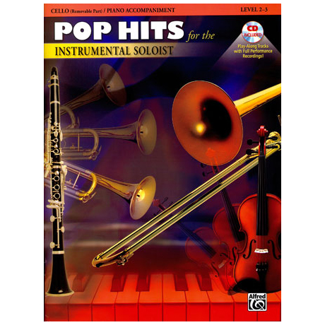 Pop Hits For The Instrumental Soloist (+CD)