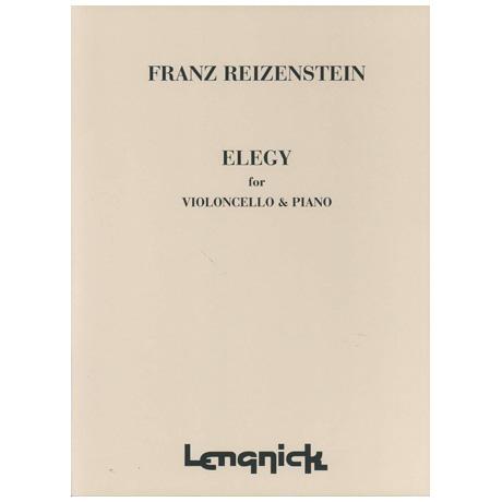 Reizenstein, F.: Elegy