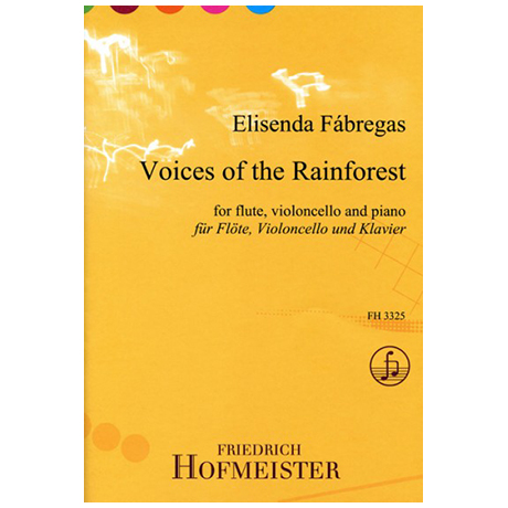 Fábregas, E.: Voices of the Rainforest