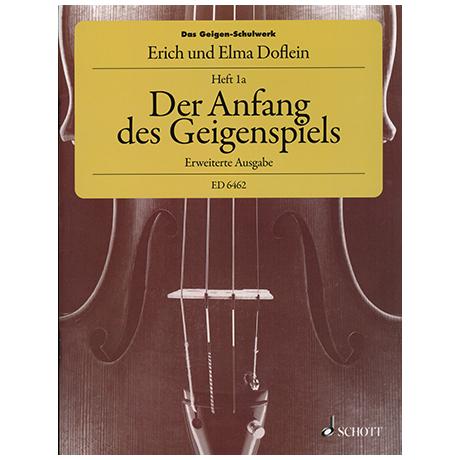 Doflein, E.: Das Geigen-Schulwerk Band 1a