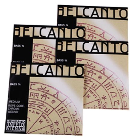 THOMASTIK Belcanto cordes contrebasse JEU