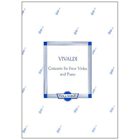 Vivaldi, A.: Violakonzert