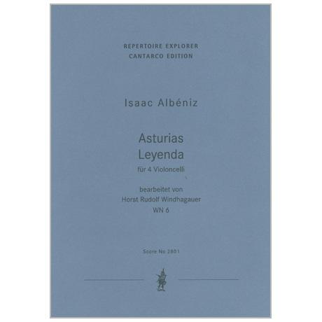 Albéniz, I.: Asturias Leyenda aus Op. 47