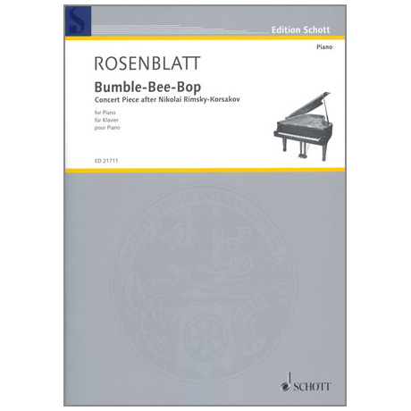Rosenblatt, A.: Bumble-Bee-Bop