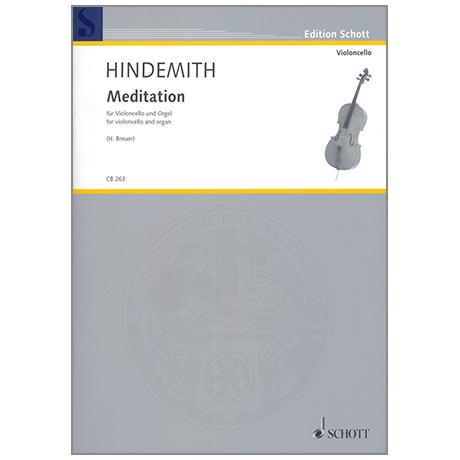 Hindemith, P.: Meditation