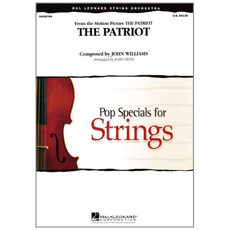 Pop Specials for Strings - The Patriot