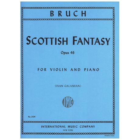 Bruch, M.: Schottische Fantasie Op. 46