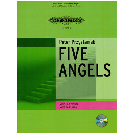 Przystaniak, P: Five Angels (+CD)