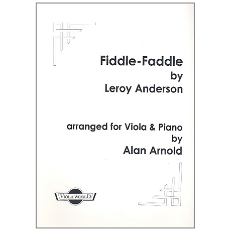 Anderson, L.: Fiddle Faddle