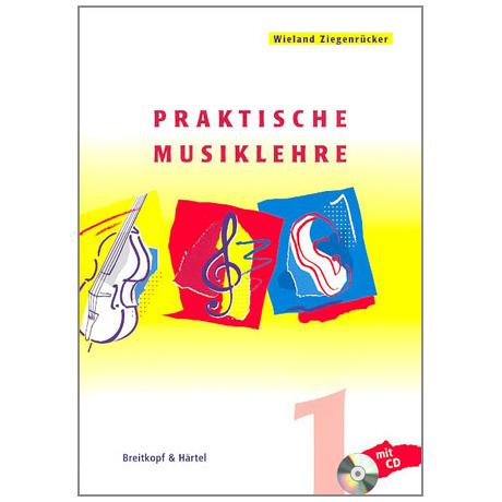 Praktische Musiklehre Band 1 (+CD)