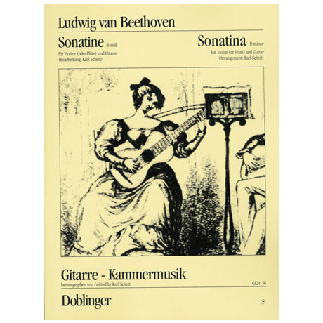 Beethoven, L.v.: Sonatine d-moll