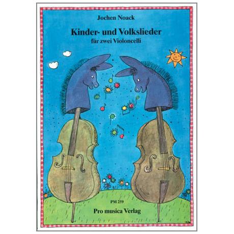 Noack, J.: Kinder- und Volkslieder