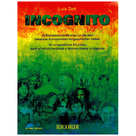 Zett, L.: Incognito