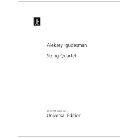 Igudesman, A.: String Quartet