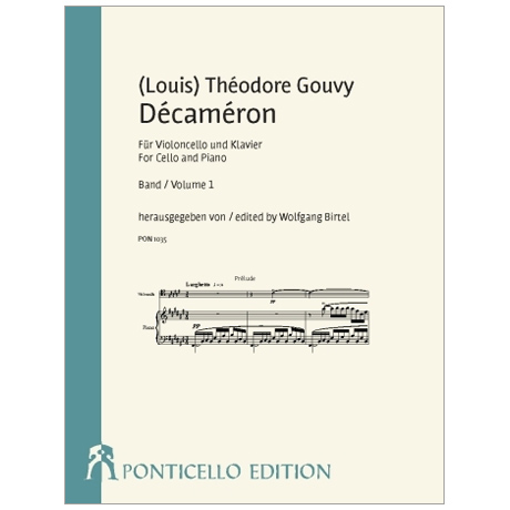 Gouvy, T.: Décaméron – Band 1